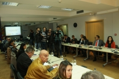 Civilno društvo i pregovori u poglavljima 23 i 24 / Civil society and negotiations in Chapters 23 and 24