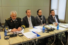 Druga godina primjene Zakona o parlamentarnom nadzoru u oblasti bezbjednosti i odbrane / Second year of implementation of the Law on Parliamentary Oversight of the Security and Defence Sector