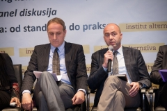 Etika poslanika: od standarda do prakse / Ethics of MPs: from standard to practice