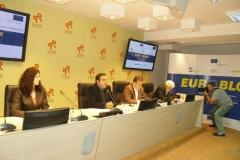 Euroblok: Jačanje kapaciteta civilnog društva za doprinos EU integracijama i procesu pristupanja / Euroblock: Strengthening the civil society capacity to contribute to EU integration and the accession process
