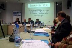 Radionica: Izvještavanje o radu Državne revizorske institucije