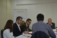 Konsultativni sastanak - Uloga civilnog društva u monitoringu Upravljanja usmjerenog na rast / Consultative meeting - Role of Civil Society In Monitoring Governance For Growth