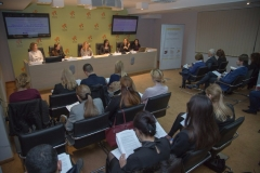 Presentation of key findings of the research Monitoring and Evaluation of the Rule of Law in Montenegro
