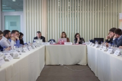 Roundtable: Administrative disputes, accountability and public finances and the meeting of My administration Network