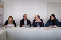 Okrugli sto: Sporovi protiv uprave, odgovornost i javne finansije i sastanak članica mreže Naša uprava