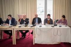 Panel diskusija: Provjera imovinskih kartona i sukob interesa - reforme ili status quo? / Panel discussion: Control of Asset Declarations and Conflict of Interest - Reforms or Status Quo?