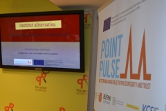 Presentation of the research results - Assessment of the Police integrity in Montenegro