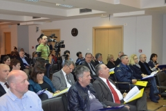 Predstavljanje rezultata istraživanja - Procjena integriteta policije u Crnoj Gori / Presentation of the research results - Assessment of the Police integrity in Montenegro