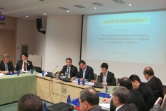First year of implementation of the Law on Parliamentary oversight in the security and defense sector
