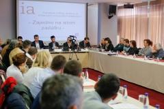 Saradnja civilnog društva sa Državnom revizorskom institucijom - Zajedno na istom zadatku