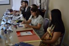 Sastanak sa predstavnicima Ministarstva unutrašnjih poslova i Uprave policije o policijskom integritetu