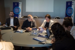 Uspostavljanje WeBER platforme za praćenje reforme javne uprave / Establishing of the WeBER platform for monitoring the public administration reform